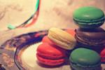UAE macarons