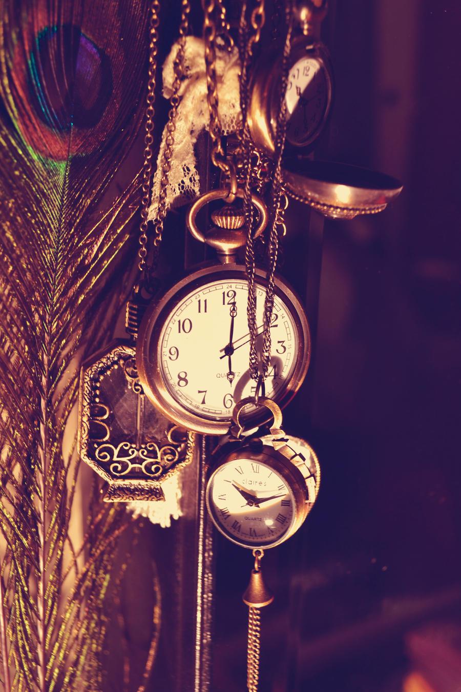 clocks II by MaithaNeyadi
