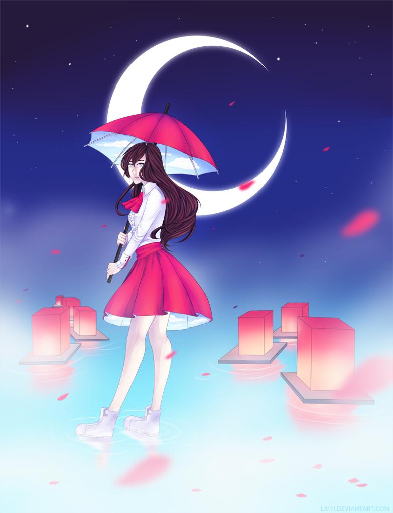 Moonsea by laiyi