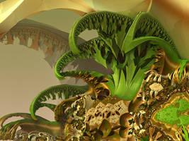 Organic Veg Box by ellarien