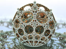 Filigree Sphere by ellarien