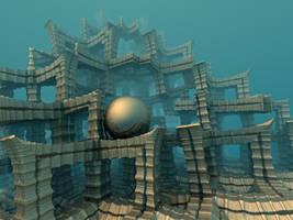 Dream of Atlantis by ellarien