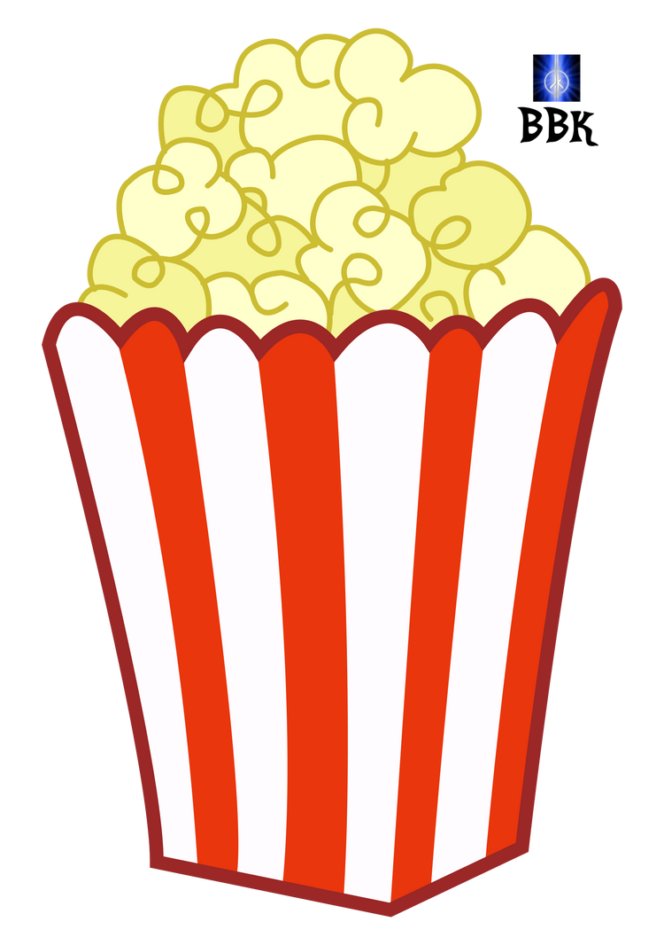 popcorn by bbk on deviantart