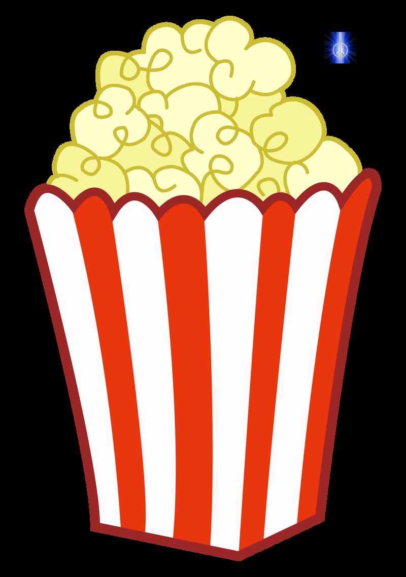 Anatomy Of A Popcorn Kernel