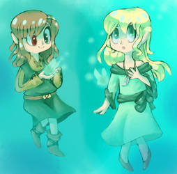 RQ: Elena and Rowan