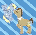 RQ: Derpy and Doctor Hooves