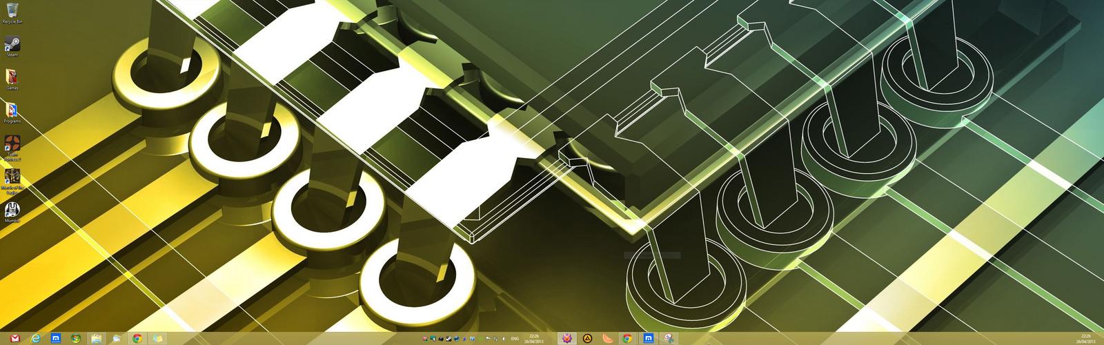 Desktop April 2013 by swarfega