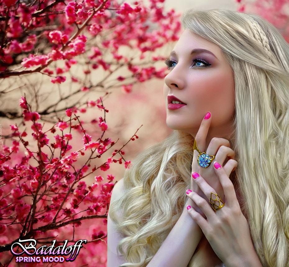 Spring Mood by BADALOFF