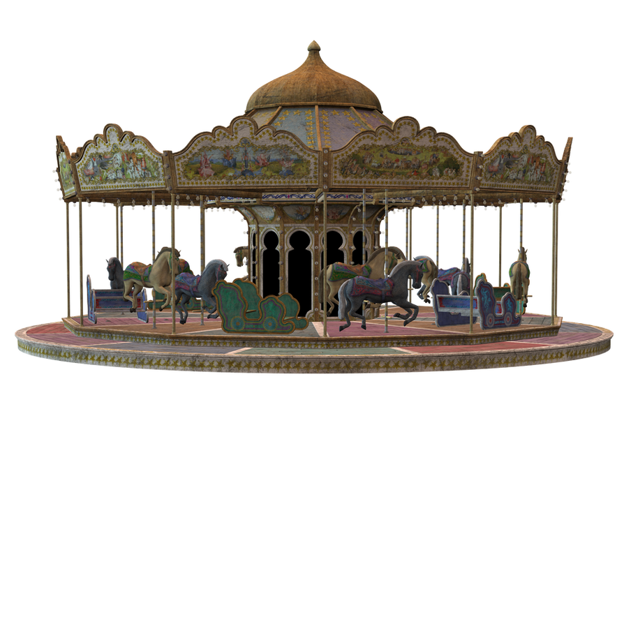 Free Resource: Carousel by CatONineTales