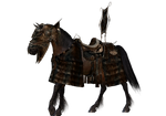 Free Resource: Arabian War Horse