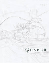 Andus - Quake II The Underminer (Strogg Version) by EPMIX