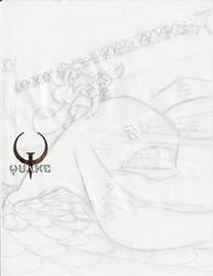 Andus - Quake Riding The Fiend Augest 2, 2010 by EPMIX