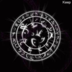 The runes speak to us