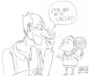 Por que no te callas by ElMangafilo