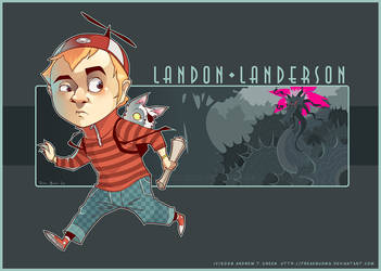 4 Year Anniversary - Landon by DrewGreen