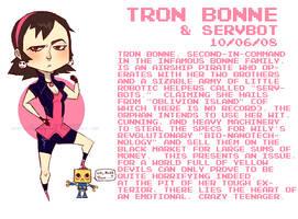 Vil Mnth - 06 - Tron Bonne by DrewGreen