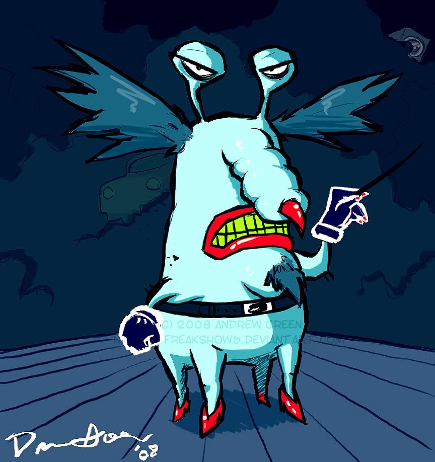 aaahh monster nickelodeon