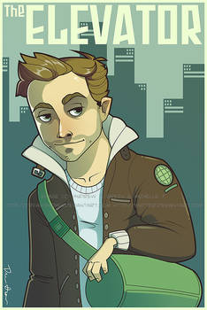 Snitter Commission 2 - Jason
