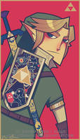 Link - Cheat Shield by DrewGreen