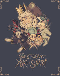 Yoki Safari - Issue 1 Promo by DrewGreen