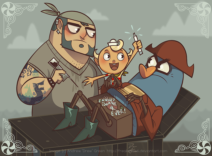 A marvelous misadventure by drewgreen on deviantart a marvelous misadventure by drewgreen voltagebd Images