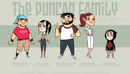 The Duncan Family - Revised