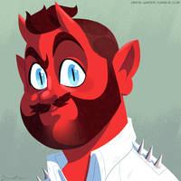 Halloween Avatar 2012 by DrewGreen