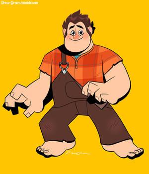 Wreck-It Ralph!