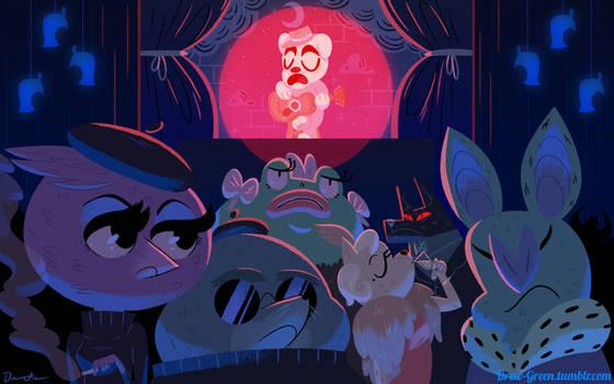 Animal Crossing After Dark