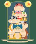 The Koopa Family