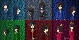 Personajes del Conde de MonteCristo