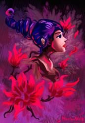 ~ Scarlet petal ~
