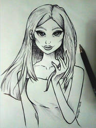 ~ Star Girl by Nastya-Volk