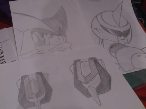 Some Mega Man Stuffs :3