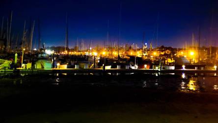 San Francisco Marina by EarlBiggs