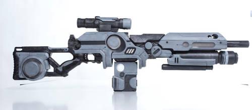 Movie Gun by adamski1616
