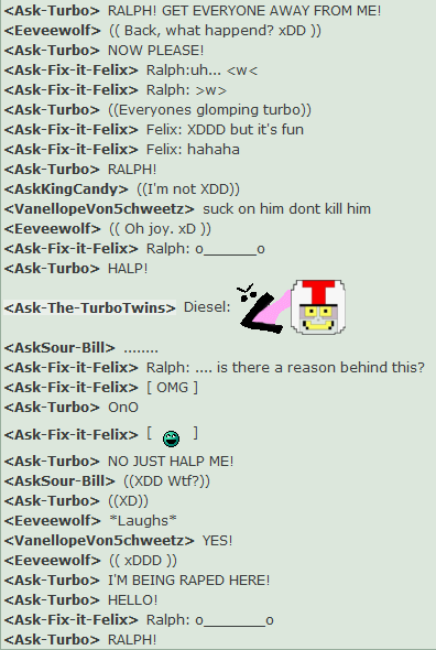 Chatroom rp