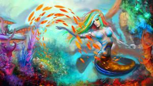 Beauties Of The Deep by N-Deed