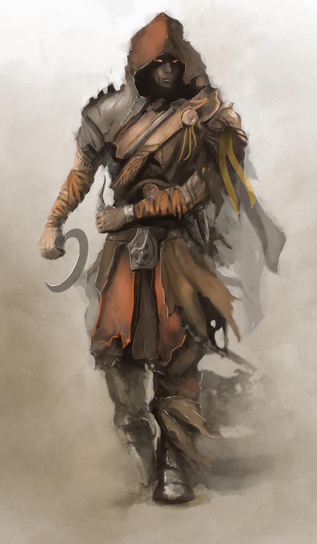 Nomad Warrior