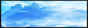 Speedpainting: Blue Mountains