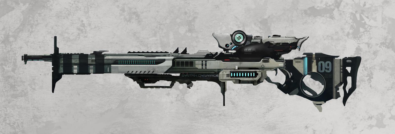 TH-50 SPECTRE Sniper Rifle