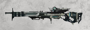 TH-50 SPECTRE Sniper Rifle