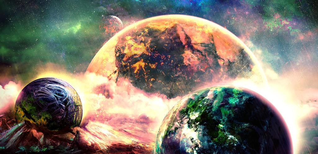 GENESIS: The Beginning by N-Deed