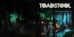 Toadstool - The Visitors EP|Album Cover