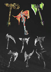 Weapon Concepts