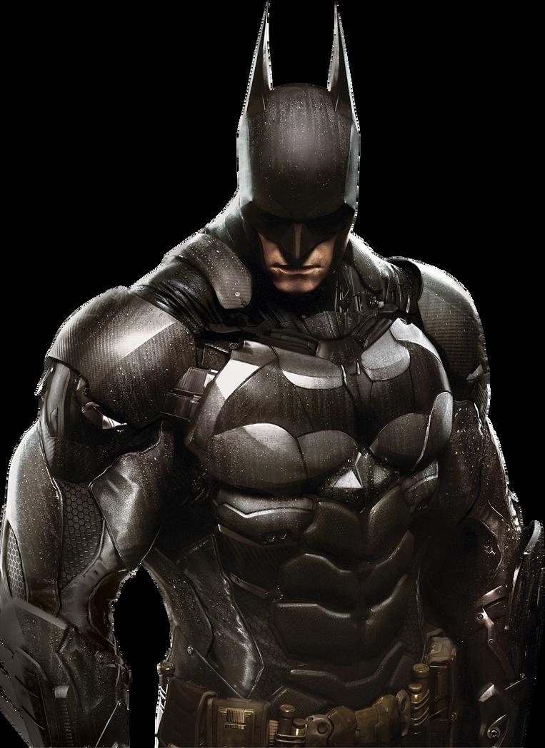 Batman Arkham Knight Render By Amia2172