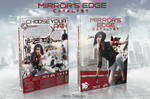 Mirror's Edge Catalyst cover art by Amia2172