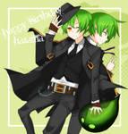 Happy Birthday Hazama 2011