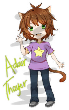 Commission: Adair Thayer