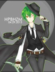 Happy Birthday Hazama! 2013